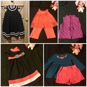 Other - Bundle toddler girl clothes! 🎀